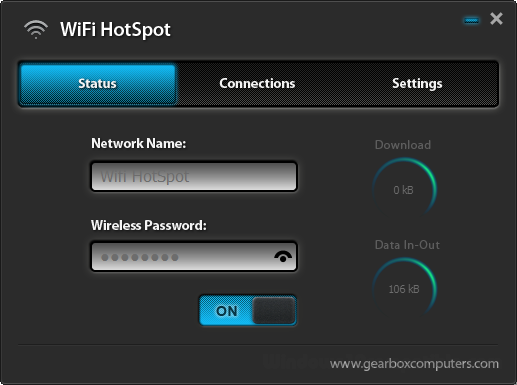 how to connect wifi hotspot to windows 10